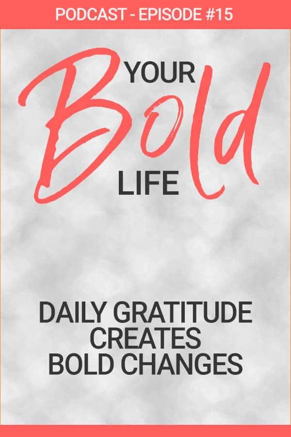 daily gratitude podcast
