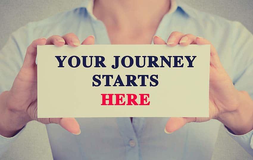 move boldly forward journey