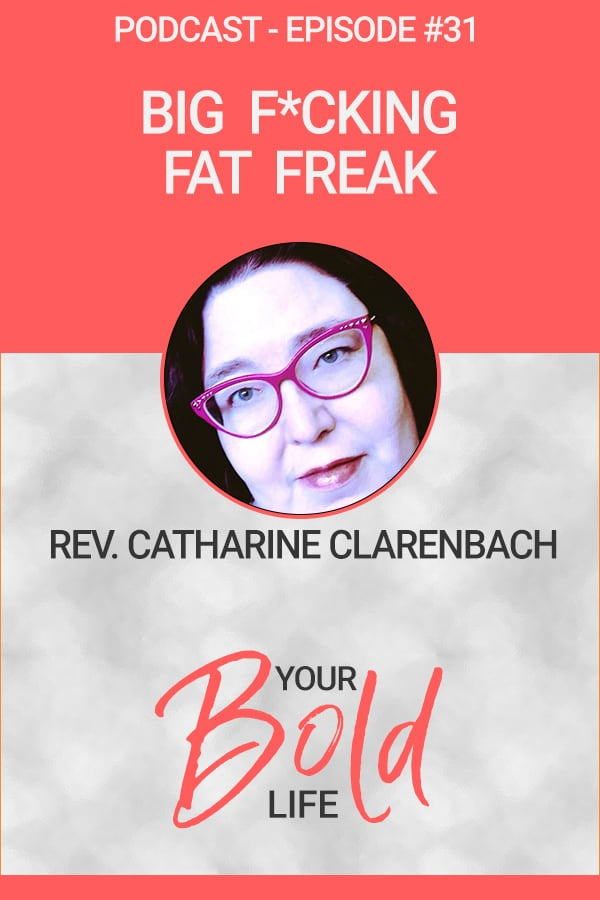 catharine clarenbach big f*cking fat freak