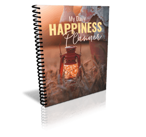 happiness is a choice planner