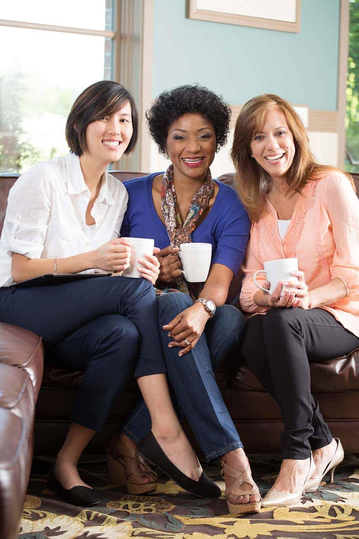 midlife women meeting