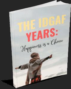 idgaf years report