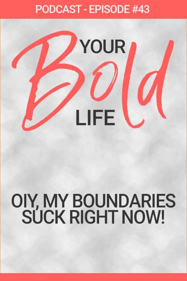 midlife boundaries