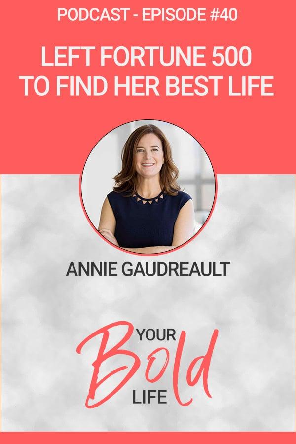 Annie Gaudreault holistic nutritionist