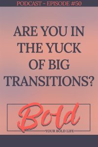 midlife woman transitions
