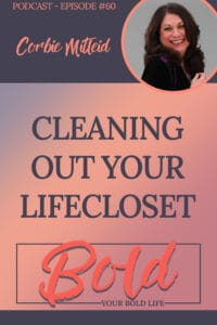 corbie mitleid cleaning out your lifecloset